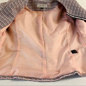 Tahari Jackets & Coats - Tahari | Pink and Black Blazer